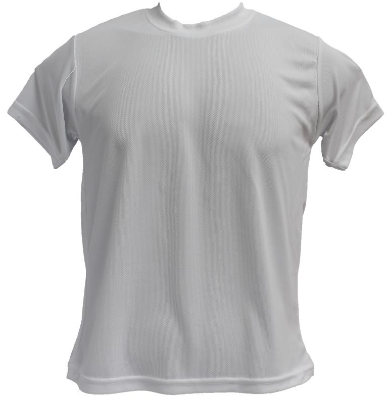 Roundneck DriFit Eyelet T-Shirt